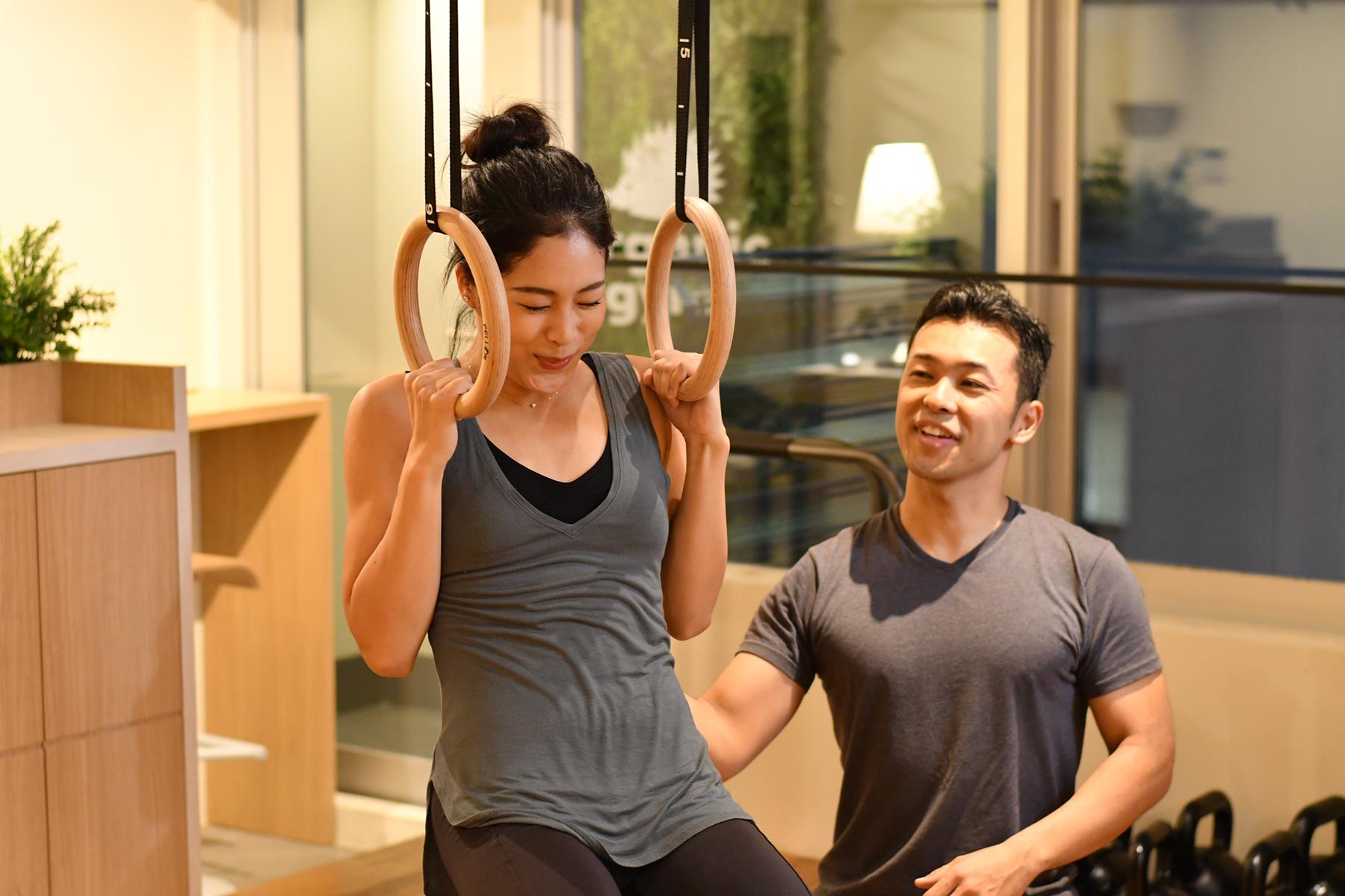 脂肪も、痛みも、不調も取れるトレーニング
